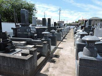 松吟寺南墓地画像1