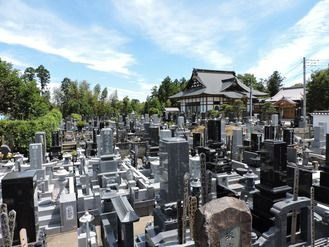 松吟寺西墓地画像1